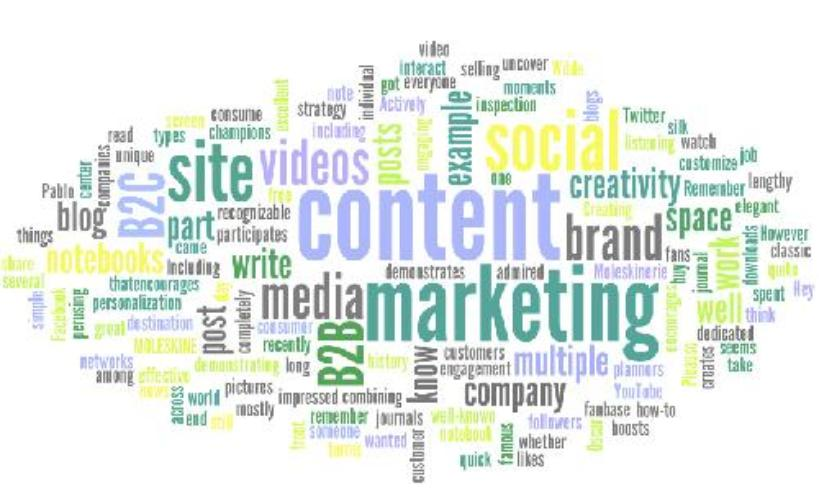 The rise & rise of Content Marketing